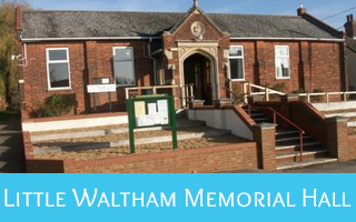 Little Waltham Memorial Hall