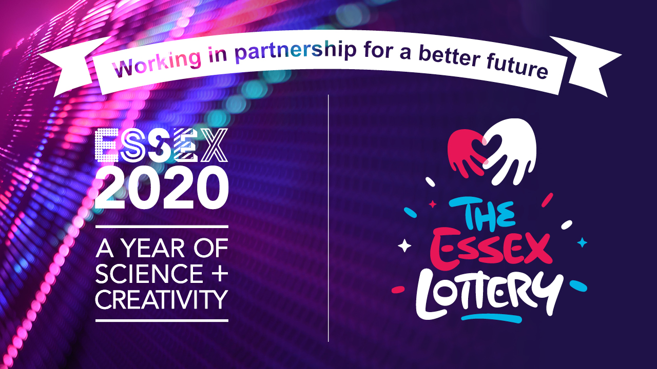 Essex Lottery and Essex 2020 – working in partnership for a better future